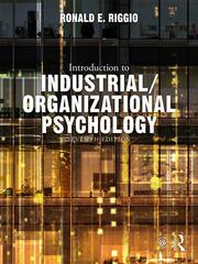 Intro to I/O Psych 7E: Riggio - 1st Edition book cover