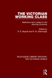 The Victorian Working Class