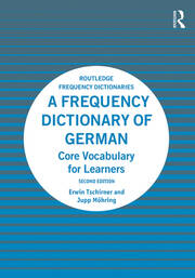 A Frequency Dictionary of German: Core Vocabulary for Learners