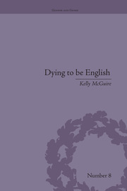 Dying to be English: Suicide Narratives and National Identity, 1721–1814