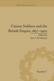 Citizen Soldiers and the British Empire, 1837–1902