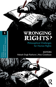 Wronging Rights? -- Rathore & Cistelecan - 1st Edition book cover