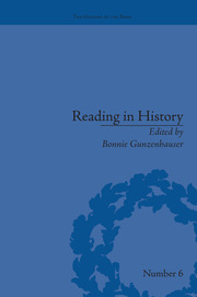 Reading in History: New Methodologies from the Anglo-American Tradition