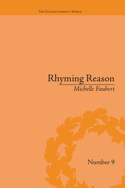 Rhyming Reason: The Poetry of Romantic-Era Psychologists