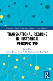 Transnational Regions in Historical Perspective: Wubs - 1st Edition book cover