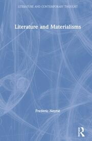 Literature and Materialisms