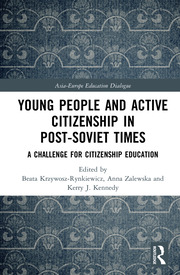 Young People and Active Citizenship in Post-Soviet Times: A Challenge for Citizenship Education