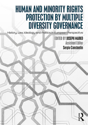 Featured Title - Human & Minority Rights Protection by Multiple Diversity Gov. - Marko - 1st Edition book cover