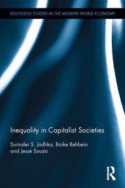 Inequality in Capitalist Societies: Jodhka et al - 1st Edition book cover