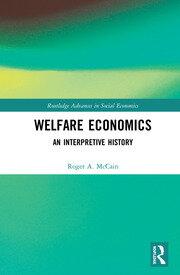 Welfare Economics: An Interpretive History