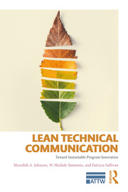 Lean Technical Communication: Toward Sustainable Program Innovation