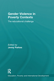 Gender Violence in Poverty Contexts: The educational challenge