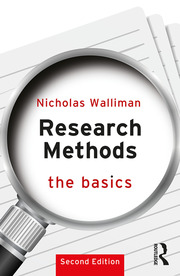 Research methods the basics 2nd edition crc press book fandeluxe Gallery