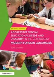 Addressing Special Educational Needs and Disability in the Curriculum: Modern Foreign Languages