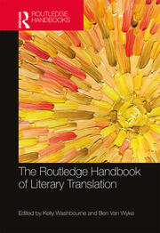 The Routledge Handbook of Literary Translation