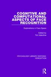 Cognitive and Computational Aspects of Face Recognition: Explorations in Face Space