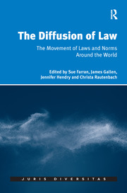 The Diffusion of Law: The Movement of Laws and Norms Around the World