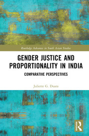 Gender Justice and Proportionality in India: Comparative Perspectives