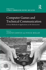 Computer Games and Technical Communication - 1st Edition book cover