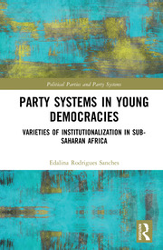 Party Systems in Young Democracies: Varieties of institutionalization in Sub-Saharan Africa