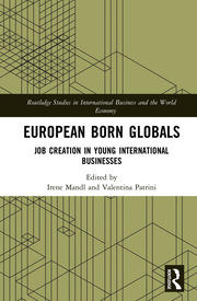 European Born Globals: Job creation in young international businesses