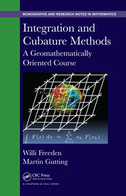 Integration and Cubature Methods: A Geomathematically Oriented Course