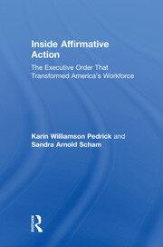 Inside Affirmative Action (Scham & Pedrick) - 1st Edition book cover