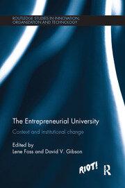 The Entrepreneurial University