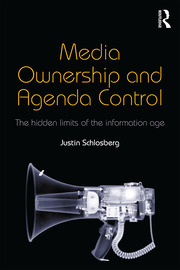 Featured Title - Media Ownership and Agenda Control - 1st Edition book cover