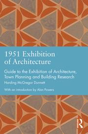 1951 Exhibition of Architecture: Guide to the Exhibition of Architecture, Town Planning and Building Research