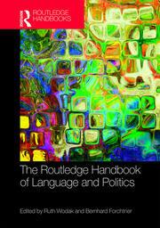 The Routledge Handbook of Language and Politics