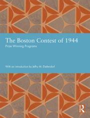 The Boston Contest of 1944: Prize Winning Programs