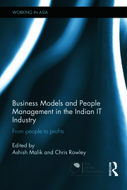 Featured Title - Bus Models & People Management in the Indian IT Ind - 1st Edition book cover