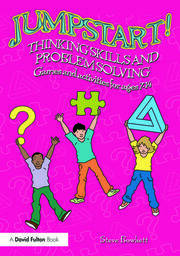 Featured Title - Jumpstart Thinking Skills and Problem Solving Bowkett - 1st Edition book cover