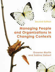 Managing People & Orgs in Changing Contexts 2e: Martin