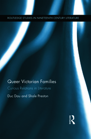 Featured Title - Queer Victorian Families: Dau - 1st Edition book cover