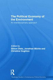 Political Economy of the Environment: An Interdisciplinary Approach