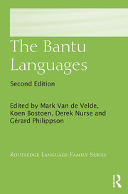 The Bantu Languages