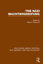 The Nazi Machtergreifung (RLE Nazi Germany & Holocaust)