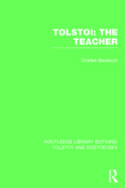 Tolstoi: The Teacher