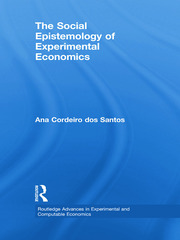 The Social Epistemology of Experimental Economics