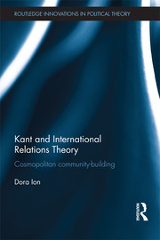 Kant and International Relations Theory: Cosmopolitan Community-building