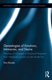 Genealogies of Emotions, Intimacies, and Desire - 1st Edition book cover