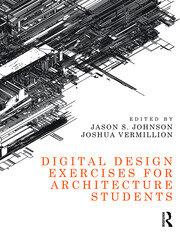 Featured Title - Digital Design Exercises JOHNSON VERMILLION - 1st Edition book cover
