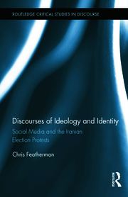 Featured Title - Discourses of Ideology and Identity; Featherman - 1st Edition book cover