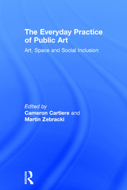 Everyday Practice of Public Art - 1st Edition book cover