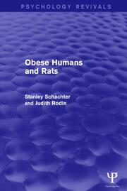 Obese Humans and Rats (Psychology Revivals)