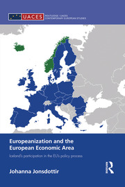 Europeanization and the European Economic Area: Iceland's Participation in the EU's Policy Process