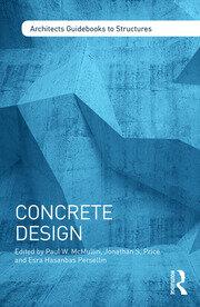 Concrete Design MCMULLIN PRICE - 1st Edition book cover