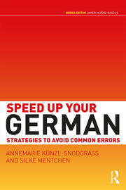 Speed Up Your German: Strategies to Avoid Common Errors